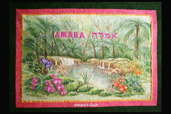 Amara's Quilt